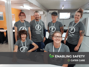 Cater Care - Enabling Safety