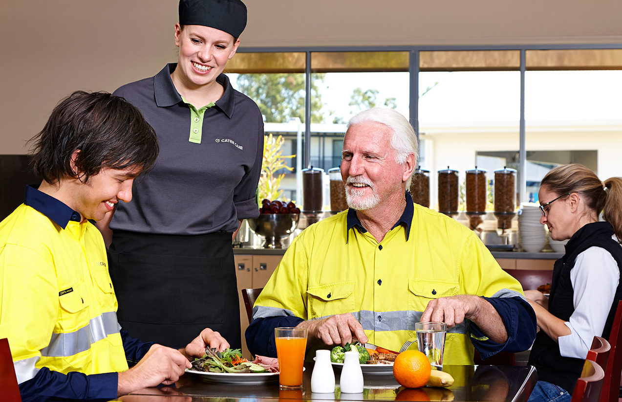 Mining, Oil, Offshore & Remote Industial Catering Services