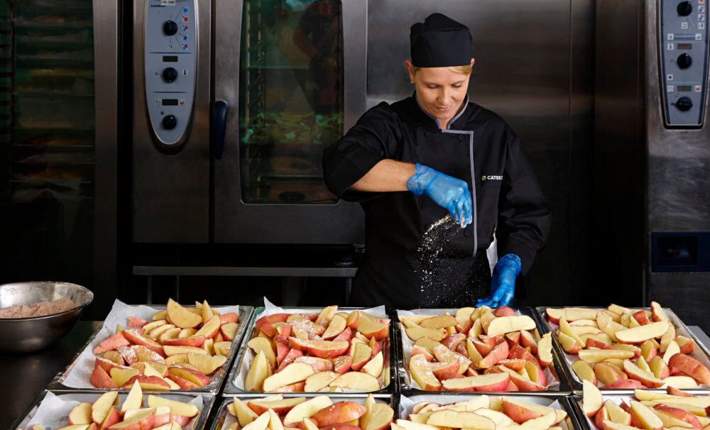 Contract Catering & Food Services for Different Market Sectors